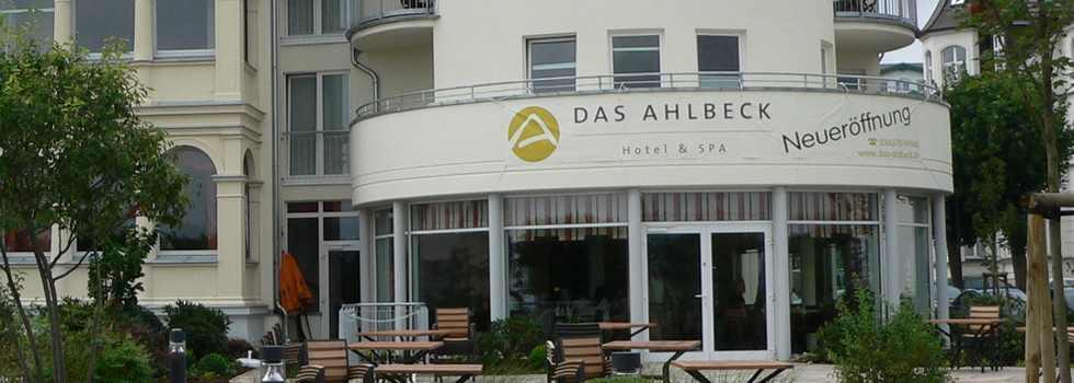 Das Ahlbeck ein 4-Sterne Hotel in Ahlbeck/Usedom